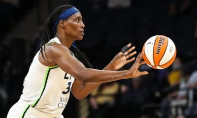 Sylvia Fowles' double-double carries Lynx to victory over Sparks