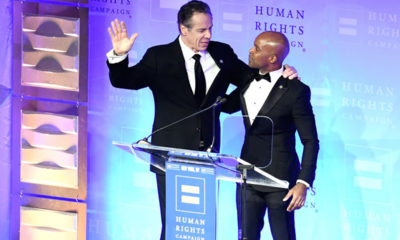 Human Rights Campaign ousts Alphonso David over Cuomo link