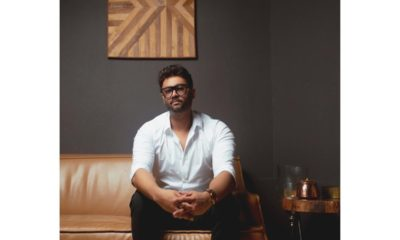 Manthan Ganatra, an inspiring Architect from Gujarat known for his creative outlook